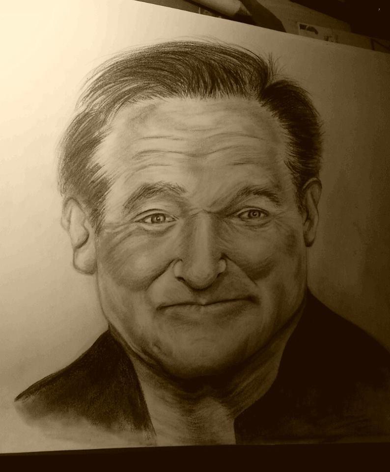 Robin Williams by toni22